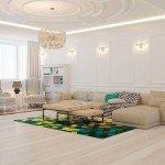 interior design of a livingroom