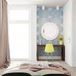 interior design of a master bedroom