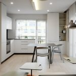 50 sq.meters contemporary apartment - marketing visualization (2)