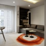 50 sq.meters contemporary apartment - marketing visualization (3)