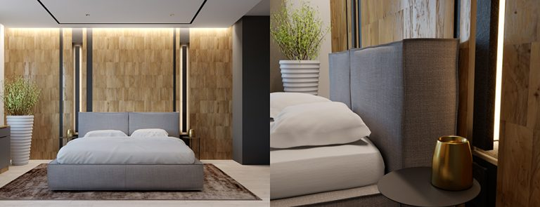 3D RENDERING SCENES OF INTERIOR DESIGN