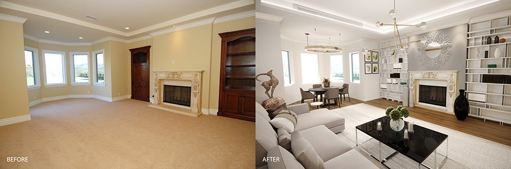 virtual furniture renovation