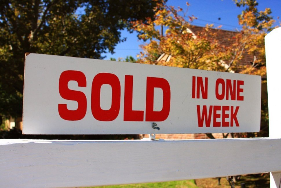house sold in one week