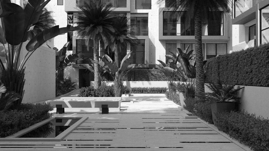 Architecture Concept rendering Palma De Mallorca (1)