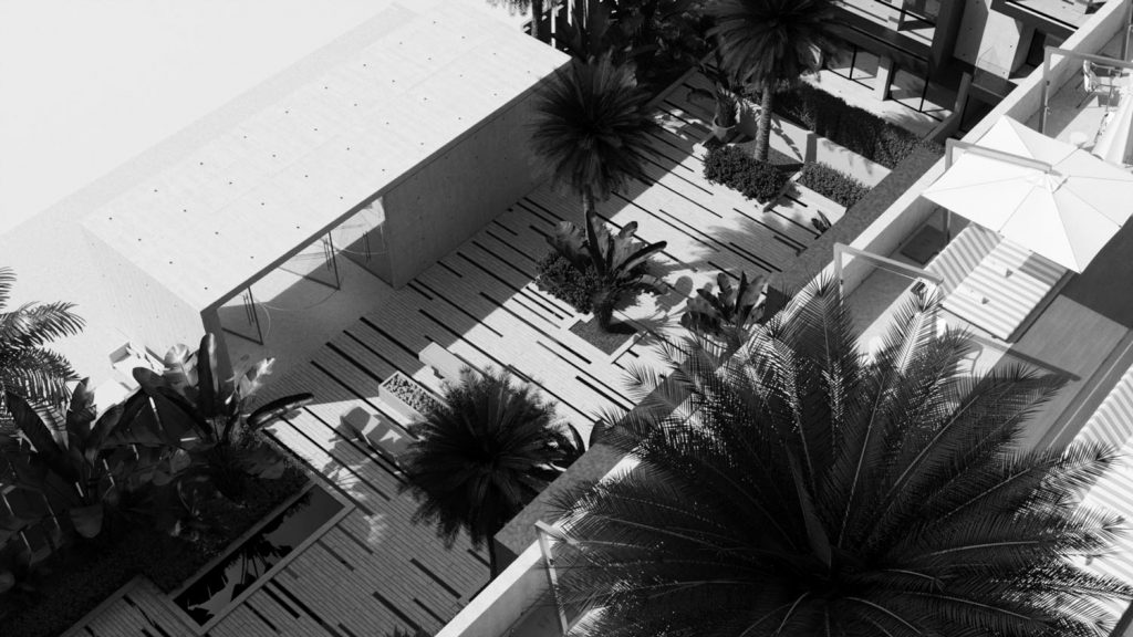 Architecture Concept rendering Palma De Mallorca (3)