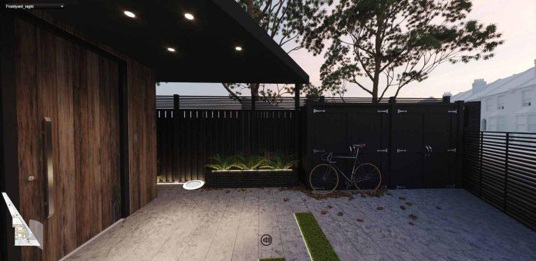 Interior Design and CGI – Sunbury Avenue