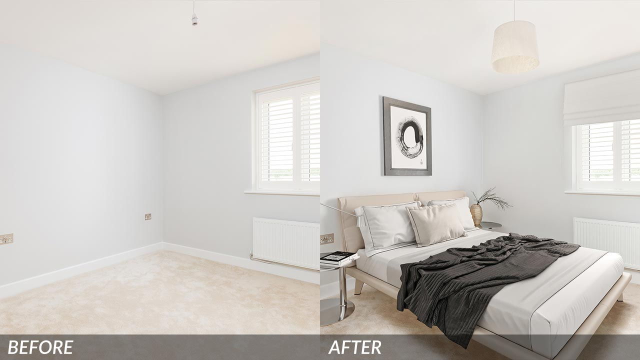 virtual-staging styles