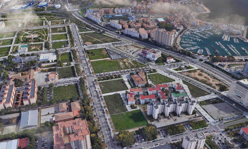 aerial-map-3D-begining