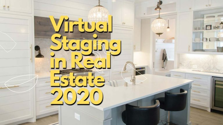 Virtual Staging in Real Estate 2020 – The Definition