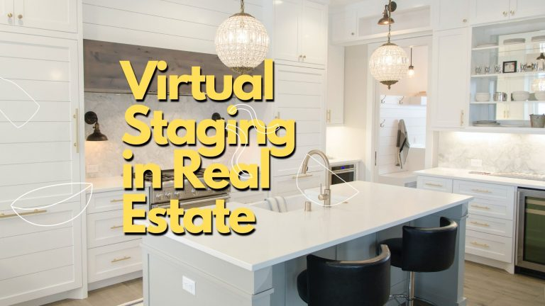 Virtual Staging in Real Estate 2021/22 – The Definition