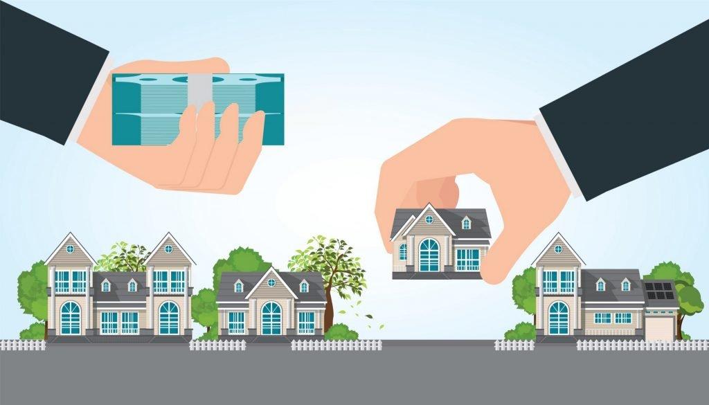 real estate mini website