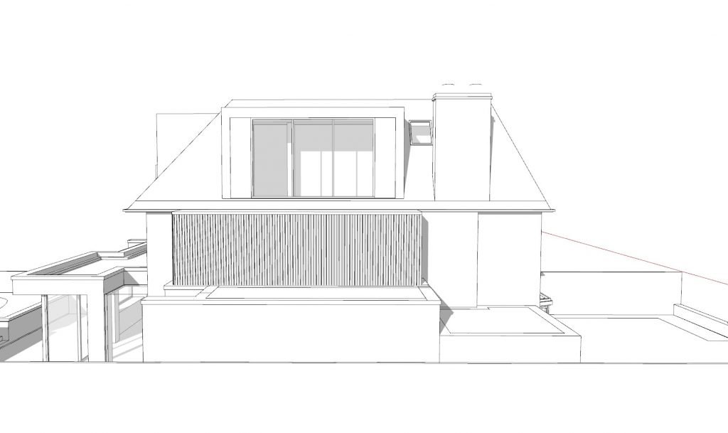 5 bed house concept west