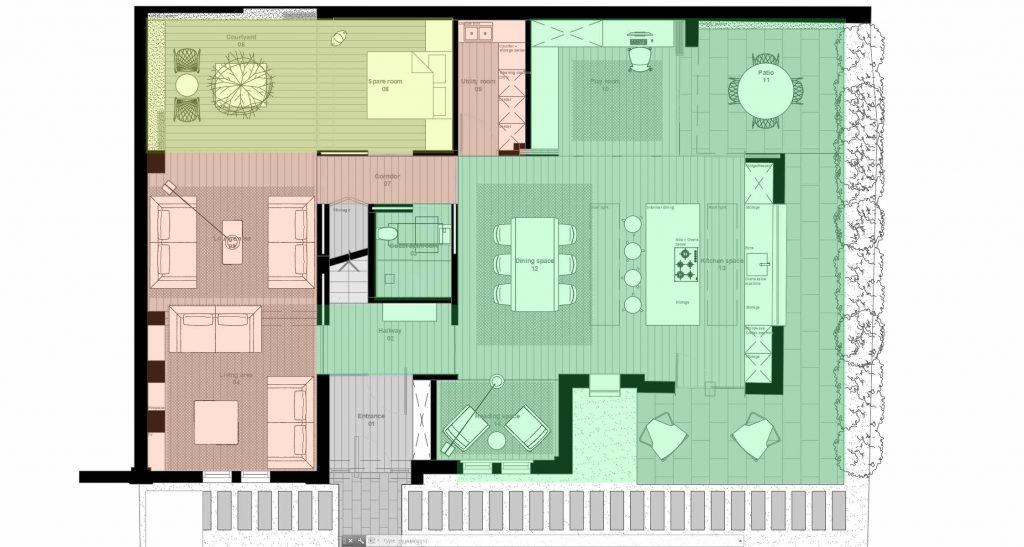 model cottages plans