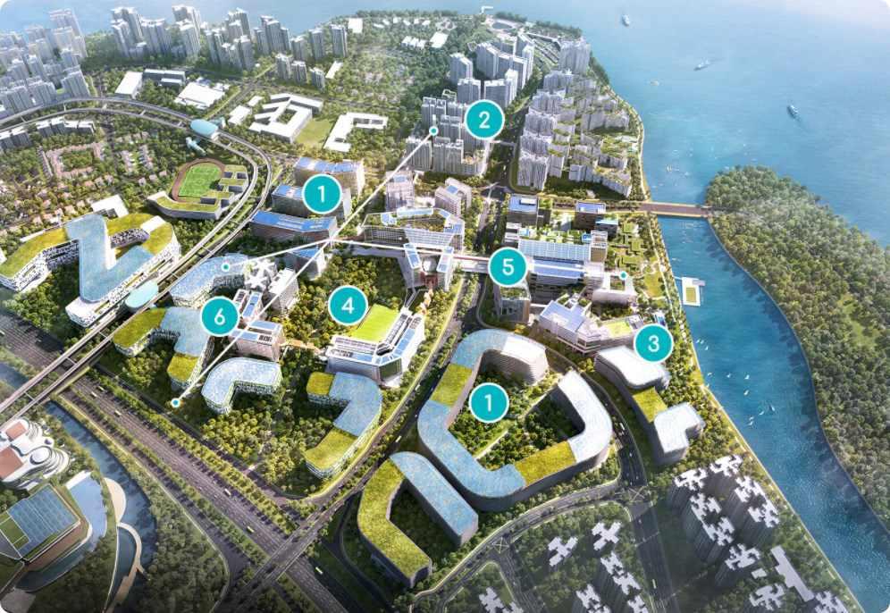 smart city singapore woha architects