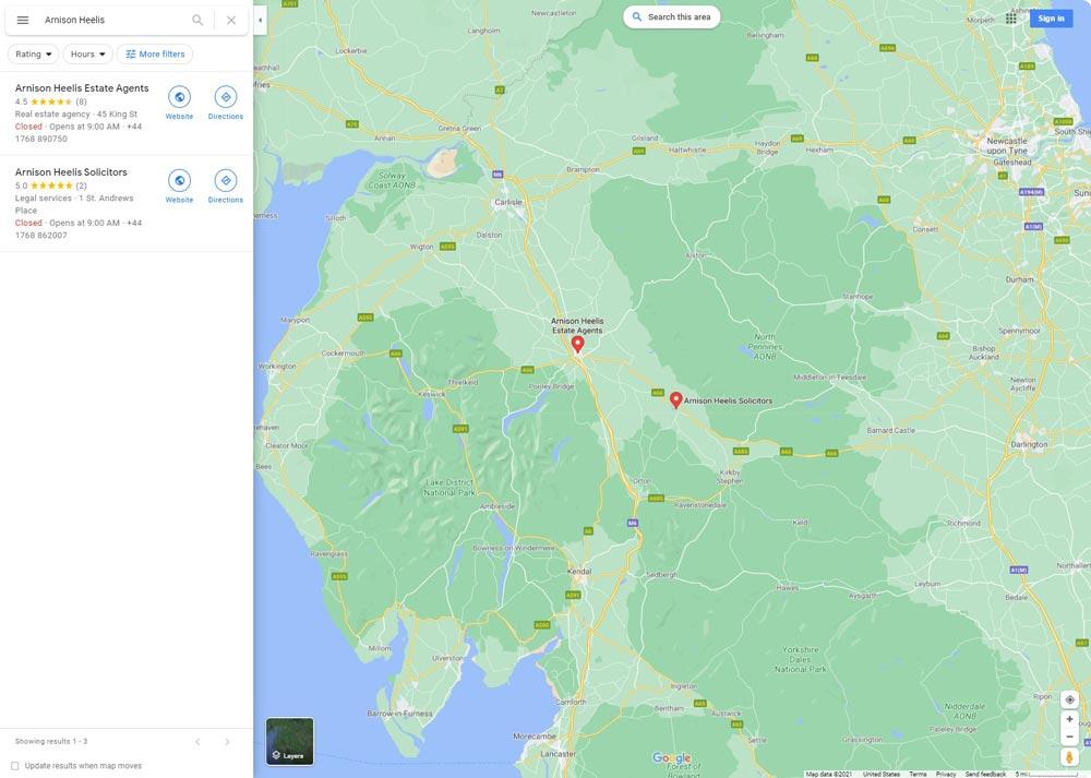 Arnison-Heelis-estate-agents-penrith-lake-district-google-reviews