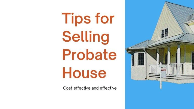 Selling Probate House with Virtual Staging