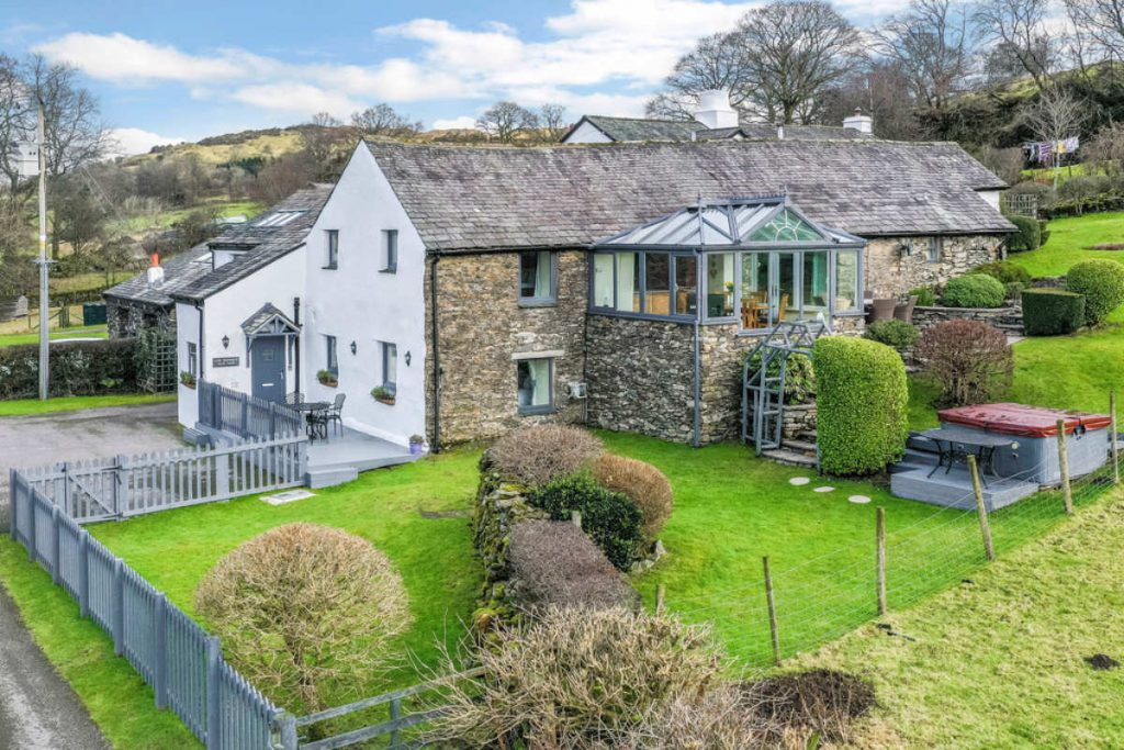 country estate farmhouse for sale in windermere
