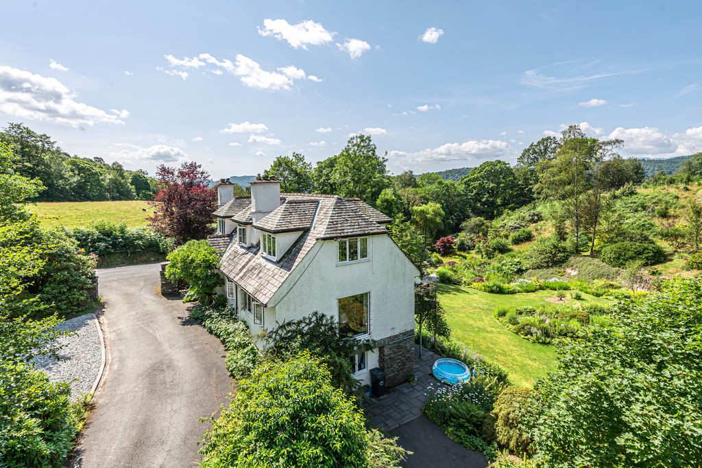 detached lodge house for sale windermere