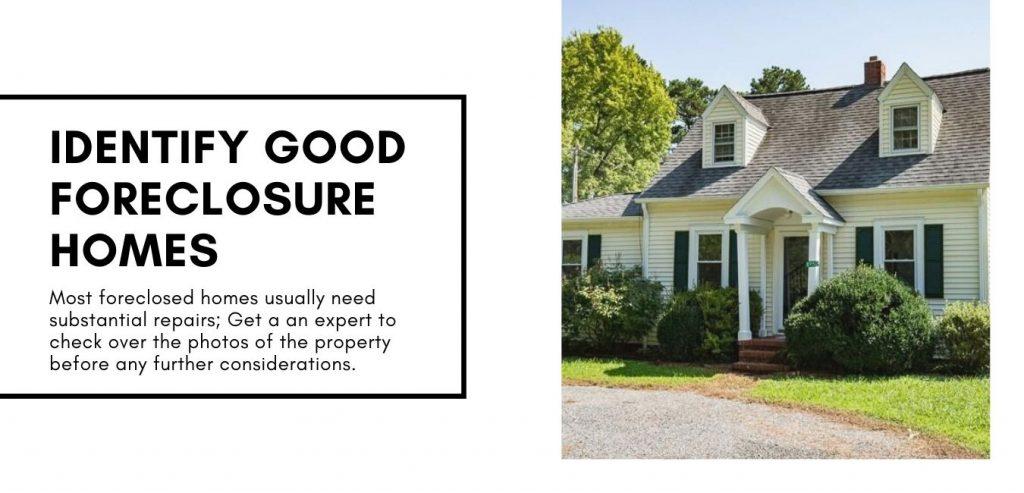foreclosure home