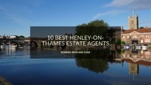 henley on thames property for sale