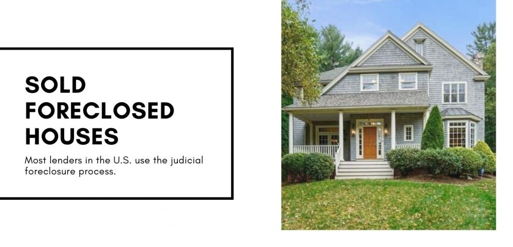 sold foreclosure houses