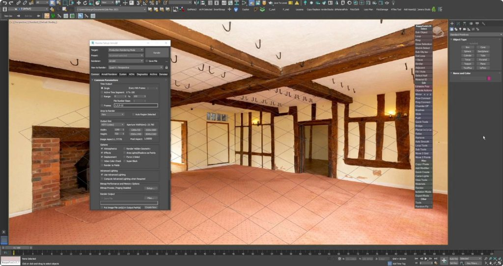 3ds-max-home-staging-projects