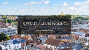 estate agents woking